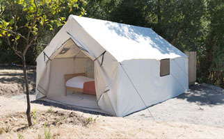 Safari Tent-Double Occupancy